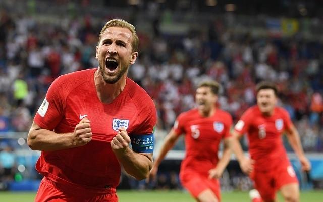 Kane 6 góllal vezeti a góllövőlistát. - Fotó: Twitter
