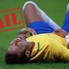 Kellett ez neked, Neymar? - világszerte nevetség tárgya lett a brazilok ásza