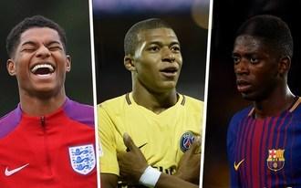 Íme a világ legértékesebb U21-es focistáinak toplistája
