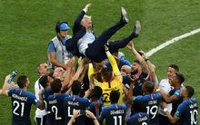 Másodszor világbajnok Franciaország