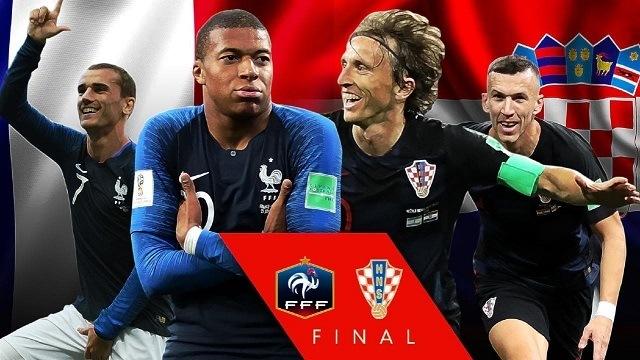 Háromesélyben a franciákat favorizáljátok a fináléban. - Fotó: foxsports.com.au