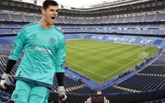 Újabb fejlemény Courtois-ügyben, tényleg Madridban folytatja?
