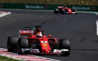 Hamilton a favorit, de nagy hiba lenne leírni Vettelt - tippek a Magyar Nagydíjra