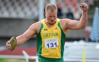 Az érthetetlenül underdognak tartott litván diszkoszvetővel nyernénk