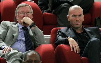 A szorzók alapján Zidane a Premier League-be tart