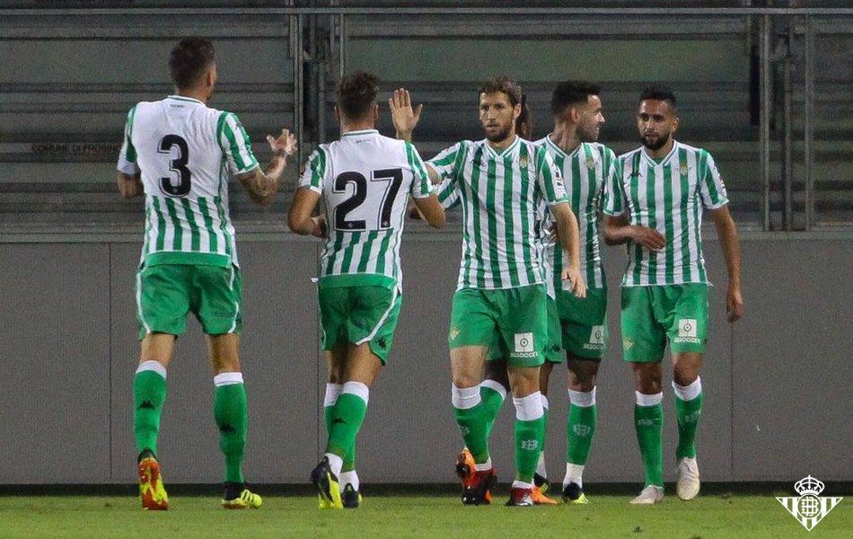 Győzelemmel rajtolna a Betis / Fotó: realbetisbalompie.es
