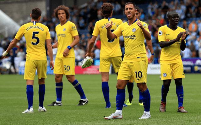 Szerintünk a Chelsea nyeri a londoni rangadót. - Fotó: Twitter