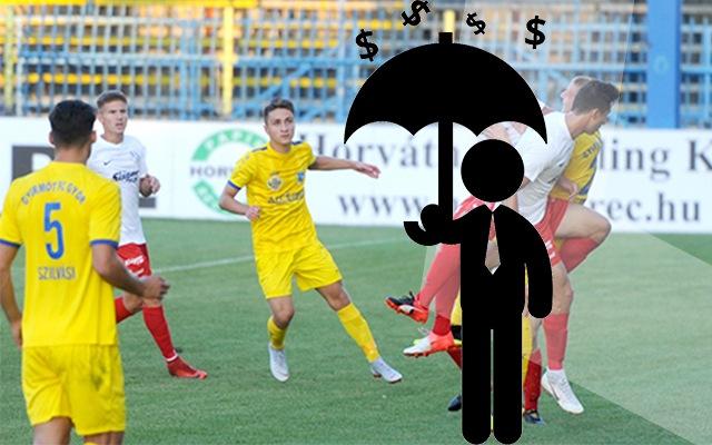 A Gyirmót szépen menetel és jelenleg a második a tabellán. fotó: Gyirmót FC