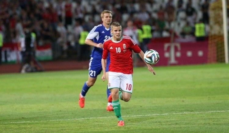 Kovács István a Vidiben nyújtott teljesítményével kiérdemelte a meghívót / mlsz.hu