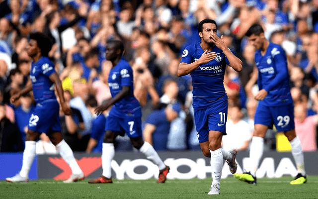 Továbbra is százszázalékos maradhat a Chelsea. - Fotó: Twitter