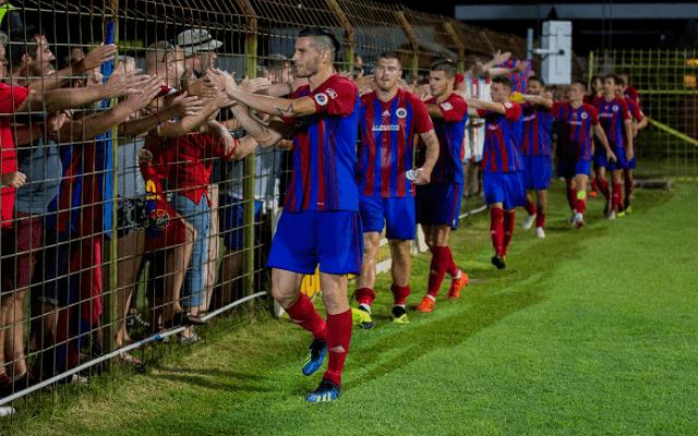 A Vasas a negyedik bajnokiját is behúzhatja. - Fotó: vasasfc.hu