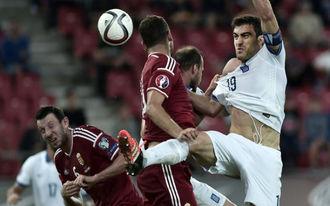 A gyenge játék ellenére favoritok vagyunk a görögök ellen