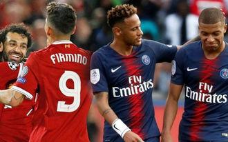 Szalah vs Neymar&Mbappé = gólokkal tűzdelt futballorgia!?