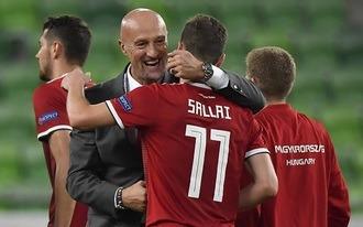 Megjöttek a Wales-Magyarország csata szorzói - ennyi az esélyünk Bale-ék ellen