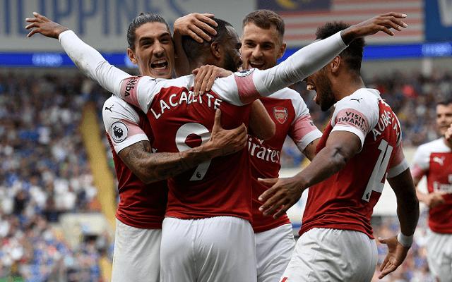 Szerintünk az Arsenal minimum egy pontra jó lehet Newcastle-ben. - Fotó: Twitter