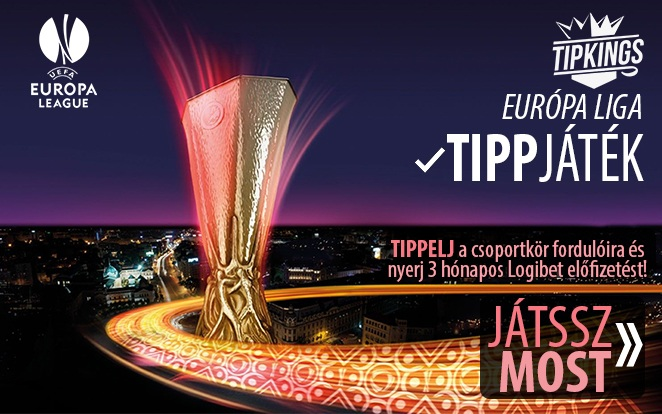 Kattints a képre és tippelj az Európa Ligára a nyereményekért!