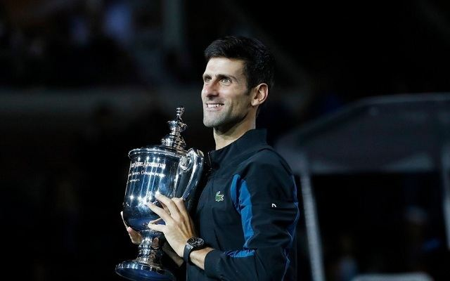 2018-ban Djokovics nyerte a US Opent. - Fotó: Twitter