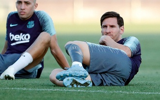 Leadja-e a pontokat a Barcelona?