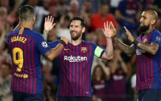 Nem valószínű, hogy a Valencia megállítja a Barcát