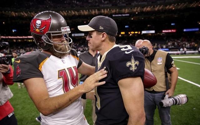 Hihetetlen formában kezdte a szezont Ryan Fitzpatrick. - Fotó: NFL