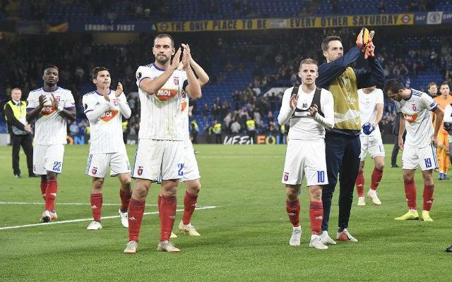 A Vidi ezúttal a PAOK otthonába látogat. - Fotó: 24.hu