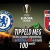 Mire megy a Vidi a Chelsea ellen? Tippeld meg és vedd ki a részed a 100 euróból!