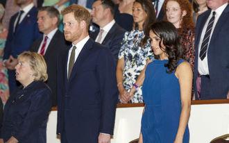 Jön az újabb Royal Baby - ikreket szül Meghan Markle?
