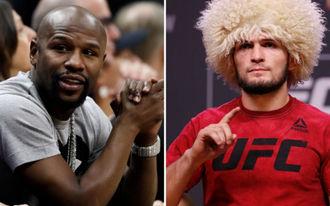 Mayweather újabb UFC-sztárt verne péppé