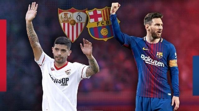 Banega és Messi - a két argentin főszereplő lehet szombat este / FC Barcelona