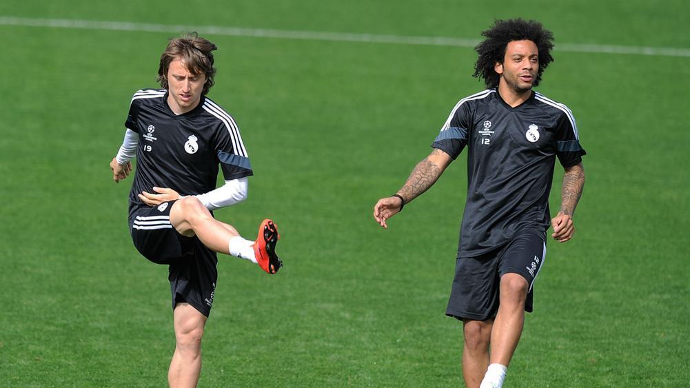 Modric és Marcelo is Olaszországba tart