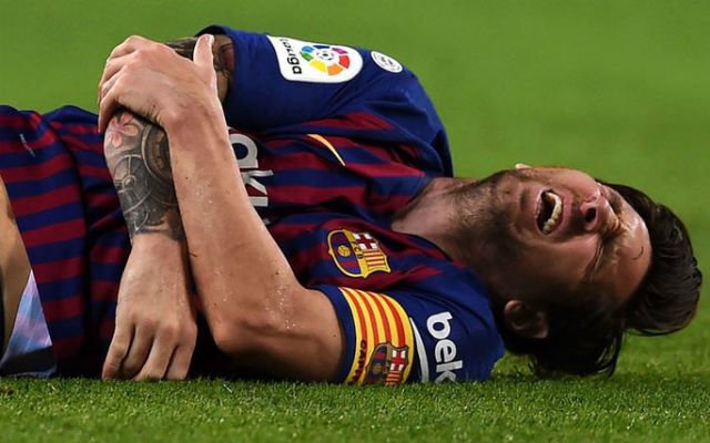 Messi átírta az oddsokat - Fotó: Sky Sports