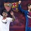 Hendire és gólokra is fogadunk a Barca-Sevillán