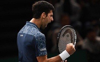 Ujjgyakorlat lesz Djokovicsnak a döntő?