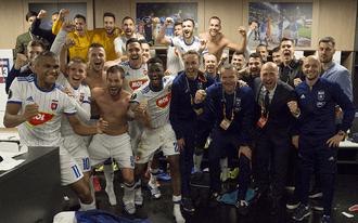 A bukmékerek szerint továbbjut a Vidi az Európa Ligában!