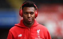 Nagy bajban a Liverpool válogatott támadója