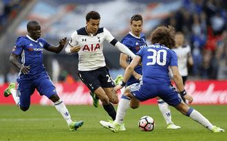Teljesen háromesélyes a Tottenham-Chelsea derbi
