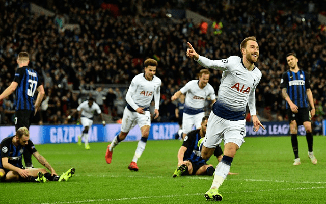 A Tottenham zsinórban harmadik rangadóját húzná be. - Fotó: Twitter