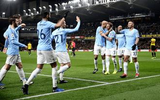 A City kiütheti a Chelsea-t a bajnoki címért folyó harcból