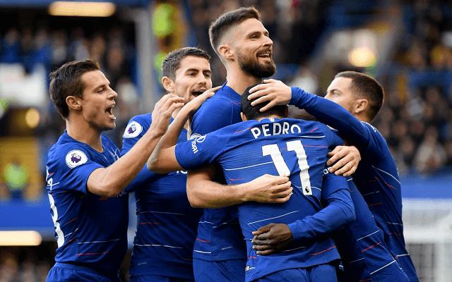 A Chelsea a Malmöt fogadja csütörtökön. - Fotó: Twitter