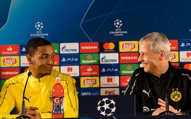 Favre örömére Diallo visszatérhet a kezdőbe. fotó: bvb.de