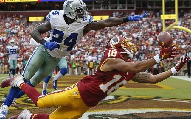 Nagy meccse lehet Josh Doctsonnak a sérülésektől tizedelt Eagles ellen. - Fotó: NFL