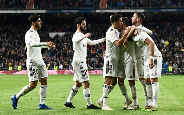 fotó: Real Madrid Twitter
