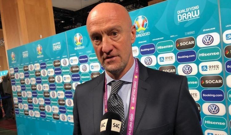 Rossi szerint a horvátok kiemelkednek a csoportunkból / mlsz.hu