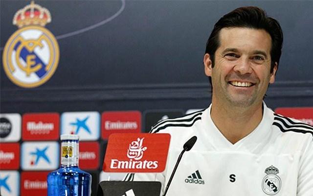 Solari fiai az utóbbi hét meccsükből öt alkalommal nem kaptak gólt. fotó: Real Madrid Official