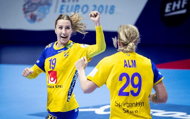 Véleményünk szerint a svédek nem kapnak ki nyolc vagy több góllal a házigazdától. - Fotó: fra2018.ehf-euro.com