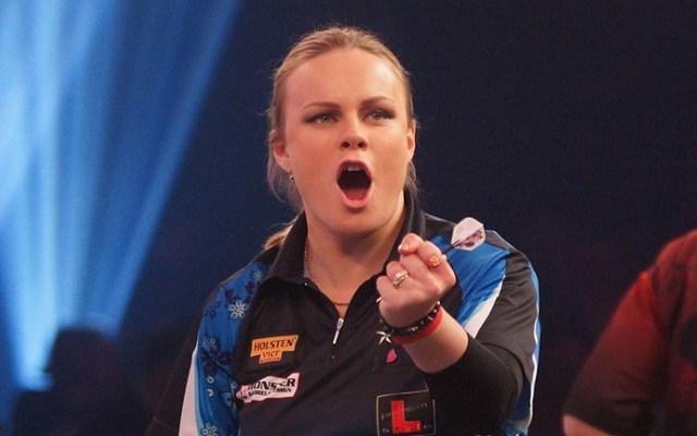 Dobromyslova az egyik legjobb női játékos. - Fotó: BDO