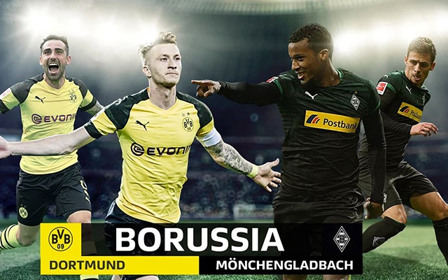 A Borussiák harca. fotó: Bundesliga Official