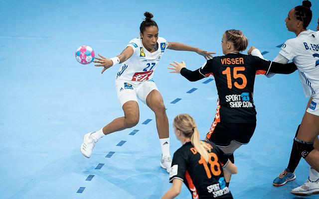 A franciák az aranyért, a hollandok a bronzért küzdenek vasárnap. - Fotó: fra2018.ehf-euro.com/