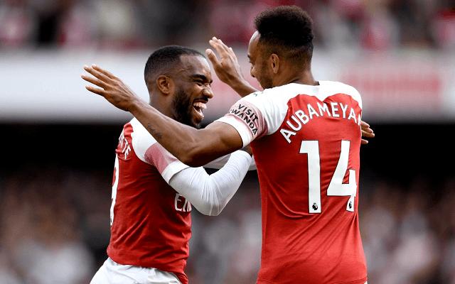 Az Arsenalnak idegenben nem igazán megy idén. - Fotó: Twitter