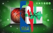Szoktál az NBA-re fogadni? Az Unibet most 25 százalékkal megnöveli nyereményedet!